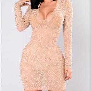Fahion nova dress, size S